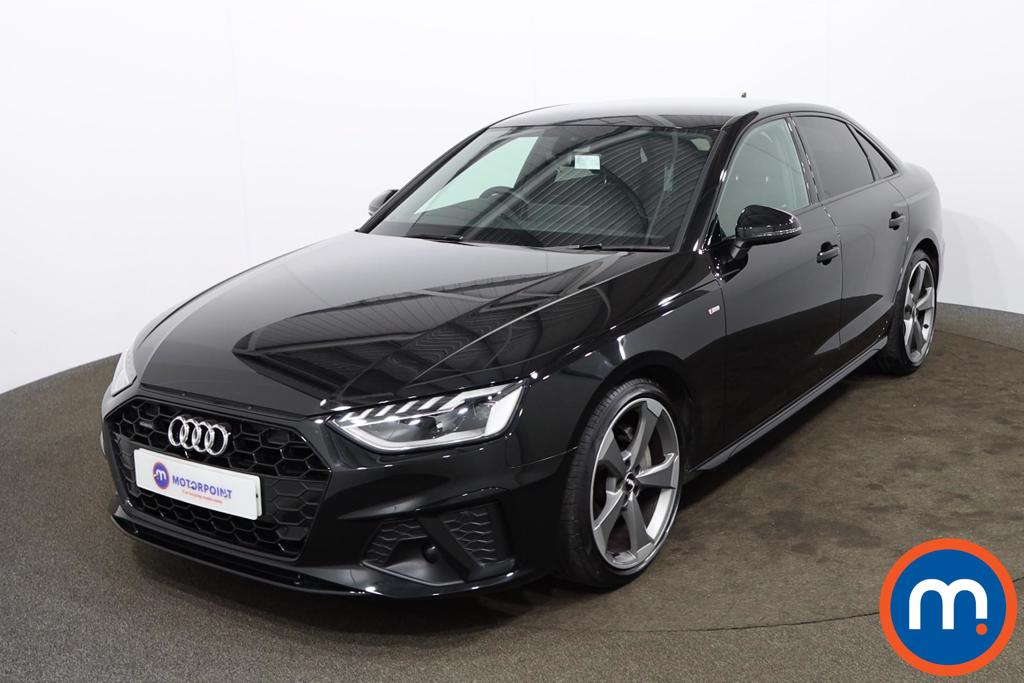 Audi A4 40 TDI Quattro Black Edition 4dr S Tronic - Stock Number 1172305 Passenger side front corner