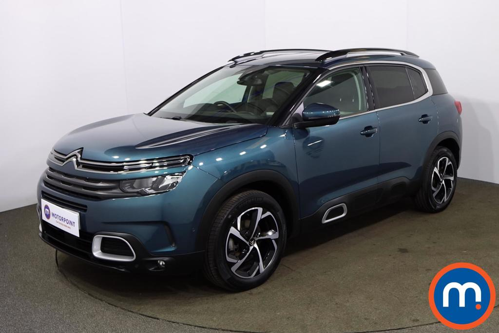 Citroen C5 Aircross 1.5 BlueHDi 130 Flair 5dr EAT8 - Stock Number 1173007 Passenger side front corner