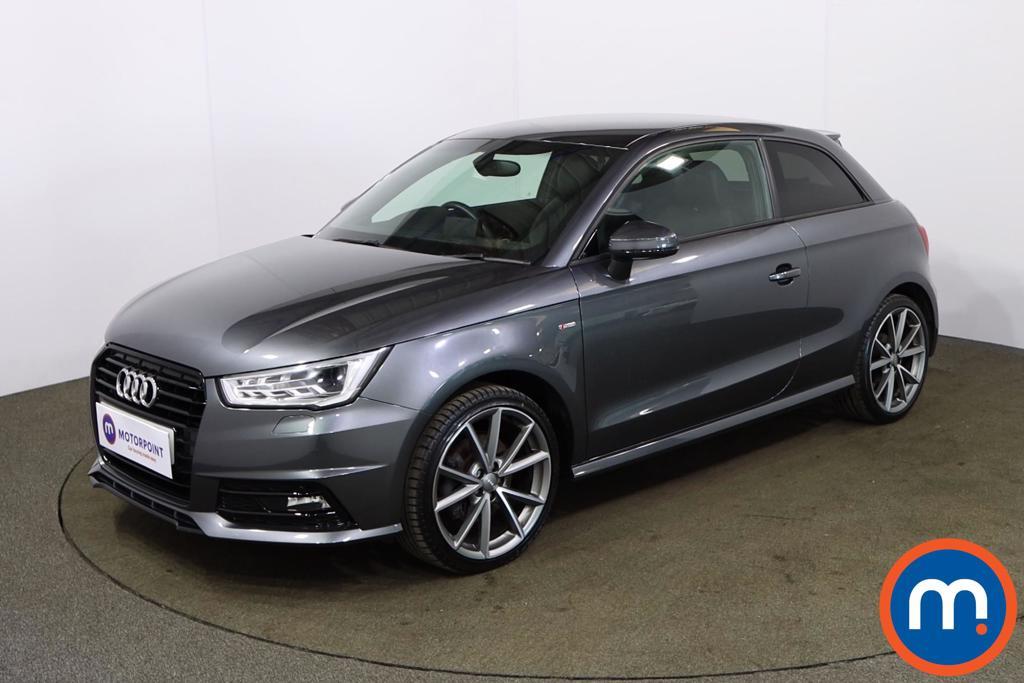 Audi A1 1.4 TFSI 150 Black Edition 3dr S Tronic - Stock Number 1170587 Passenger side front corner