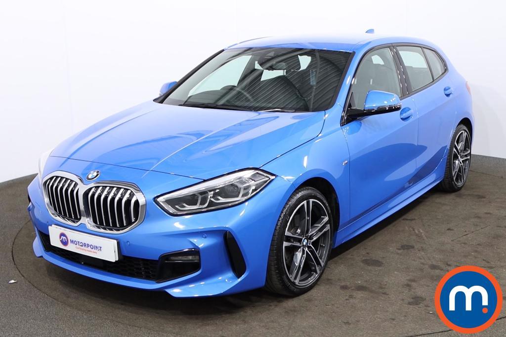 BMW 1 Series 118i M Sport 5dr - Stock Number 1167407 Passenger side front corner