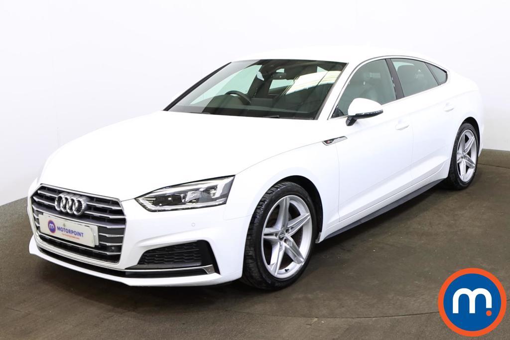 Audi A5 1.4 TFSI S Line 5dr S Tronic - Stock Number 1169837 Passenger side front corner