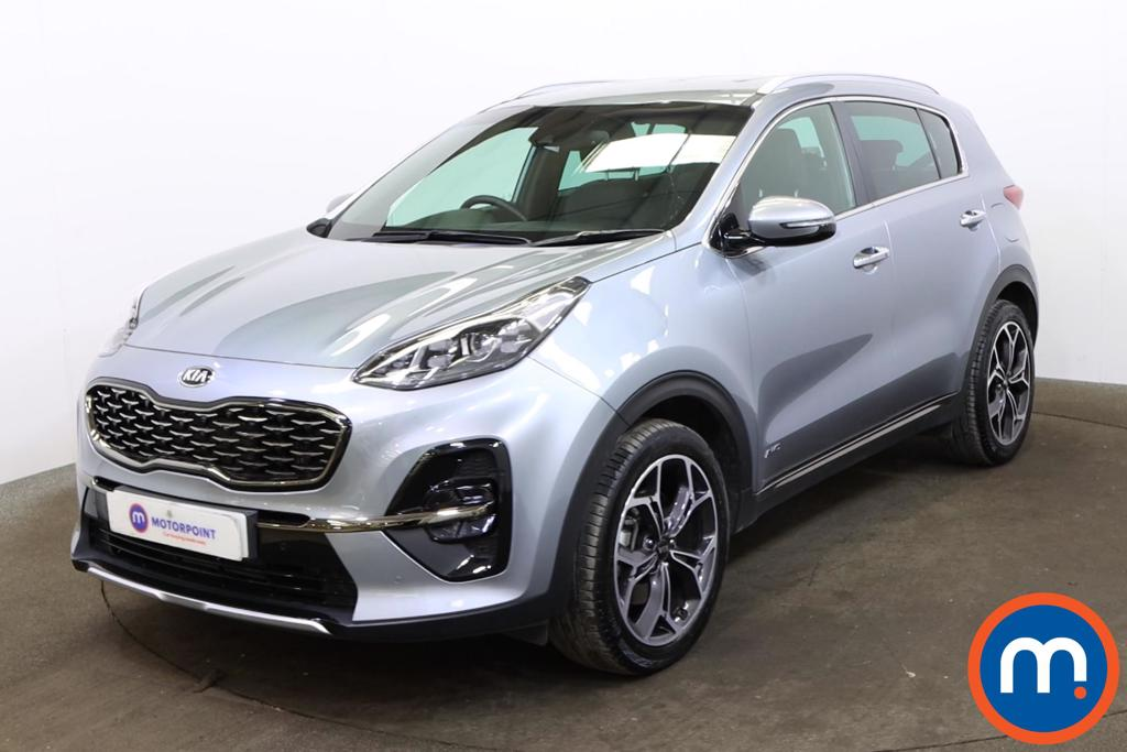 KIA Sportage 1.6T GDi ISG GT-Line 5dr DCT Auto [AWD] - Stock Number 1170248 Passenger side front corner