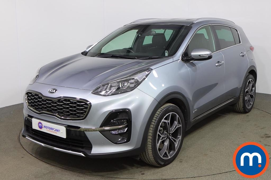 KIA Sportage 1.6T GDi ISG GT-Line 5dr DCT Auto [AWD] - Stock Number 1170941 Passenger side front corner