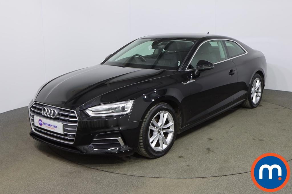 Audi A5 1.4 TFSI Sport 2dr S Tronic - Stock Number 1171398 Passenger side front corner