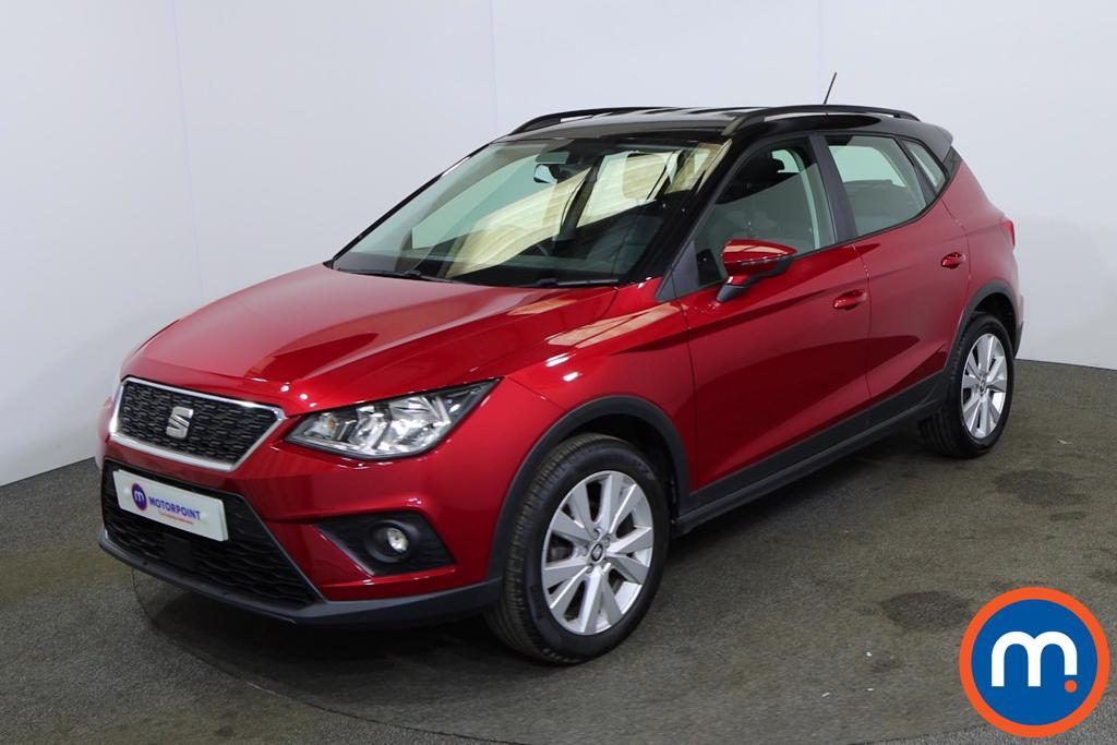 Seat Arona 1.6 TDI SE Technology 5dr - Stock Number 1171664 Passenger side front corner