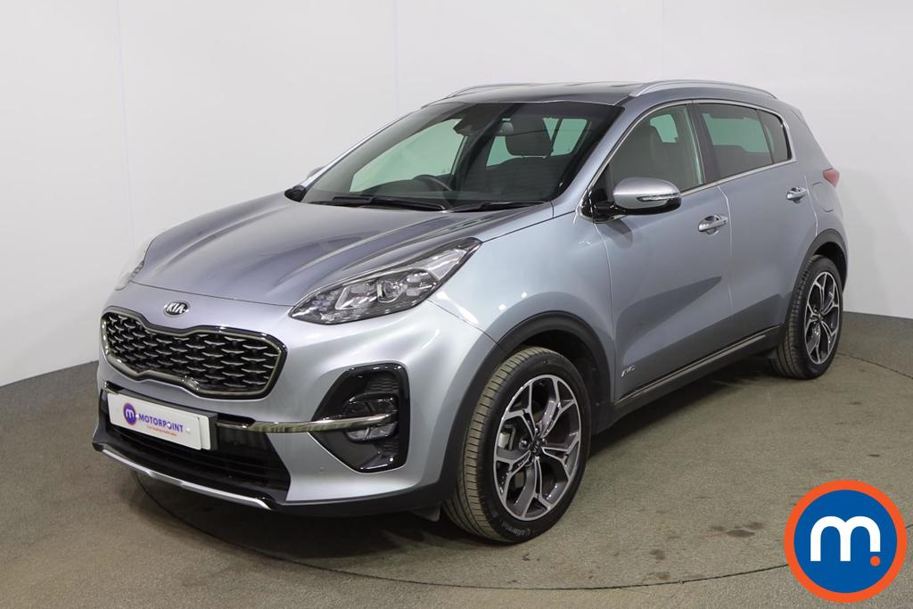 KIA Sportage 1.6T GDi ISG GT-Line 5dr DCT Auto [AWD] - Stock Number 1171722 Passenger side front corner
