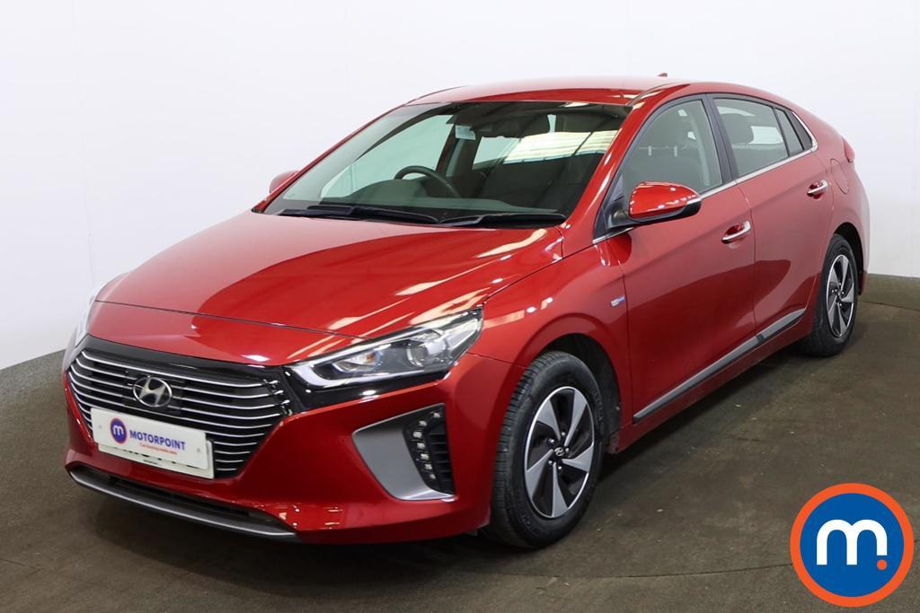 Hyundai Ioniq 1.6 GDi Hybrid Premium 5dr DCT - Stock Number 1171847 Passenger side front corner