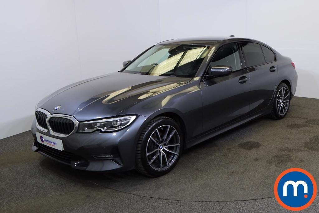 BMW 3 Series 320i Sport 4dr Step Auto - Stock Number 1173249 Passenger side front corner
