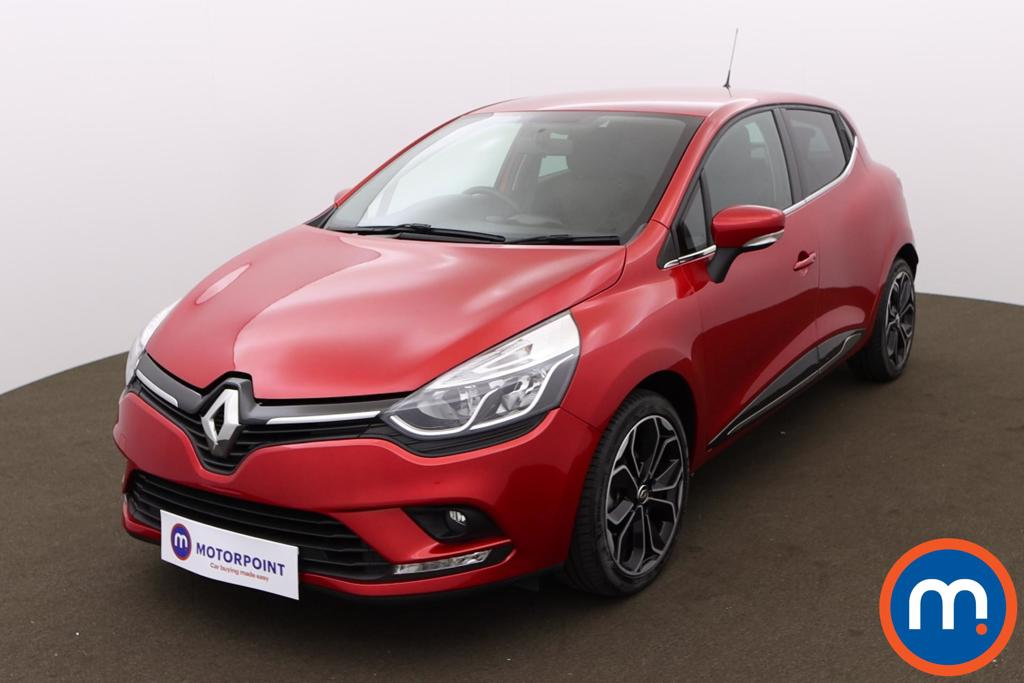 Renault Clio 0.9 TCE 90 Iconic 5dr - Stock Number 1173531 Passenger side front corner
