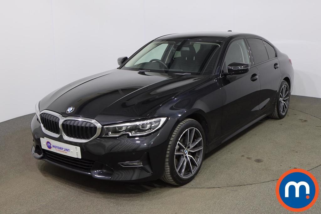 BMW 3 Series 320i Sport 4dr Step Auto - Stock Number 1174413 Passenger side front corner