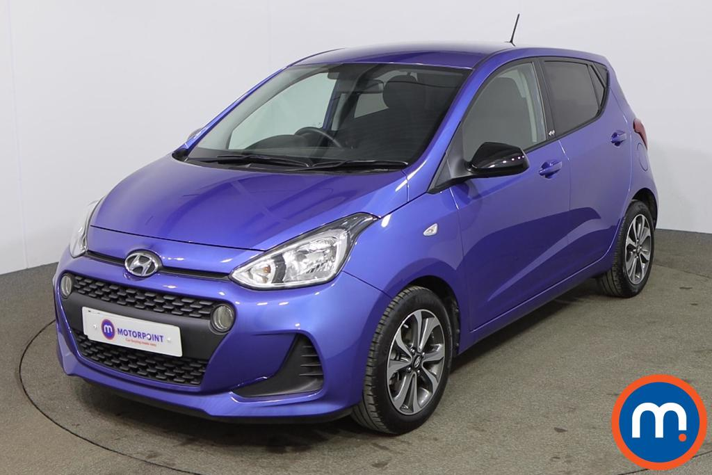 Hyundai I10 1.0 Play 5dr - Stock Number 1174724 Passenger side front corner