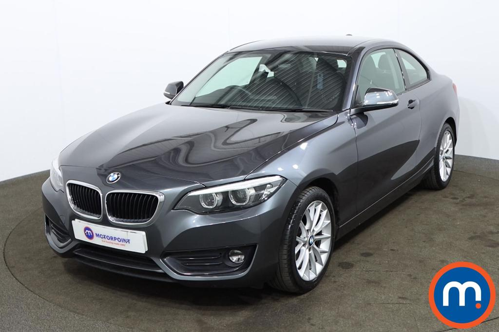 BMW 2 Series 218d SE 2dr [Nav] - Stock Number 1171043 Passenger side front corner