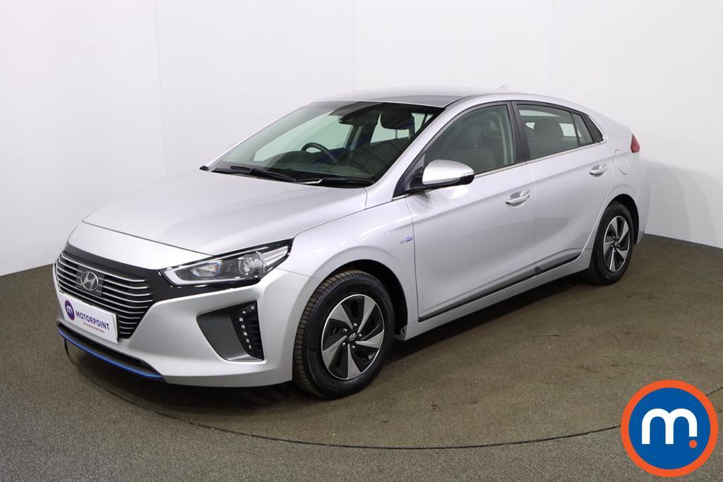 Hyundai Ioniq 1.6 GDi Hybrid Premium 5dr DCT - Stock Number 1172464 Passenger side front corner