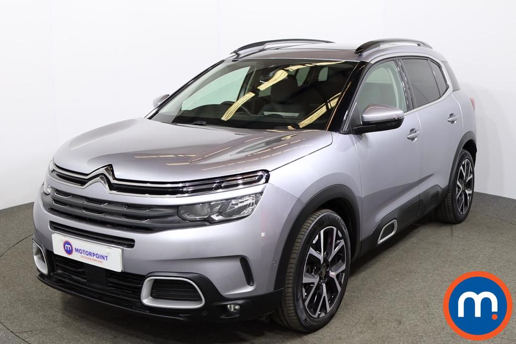 Citroen C5 Aircross 1.5 BlueHDi 130 Flair Plus 5dr EAT8 - Stock Number 1172557 Passenger side front corner