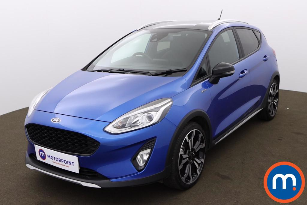 Ford Fiesta 1.5 TDCi Active X Edition 5dr - Stock Number 1173365 Passenger side front corner