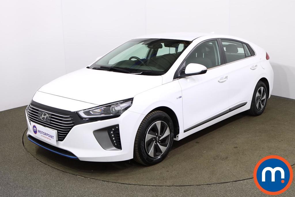 Hyundai Ioniq 1.6 GDi Hybrid Premium 5dr DCT - Stock Number 1173555 Passenger side front corner
