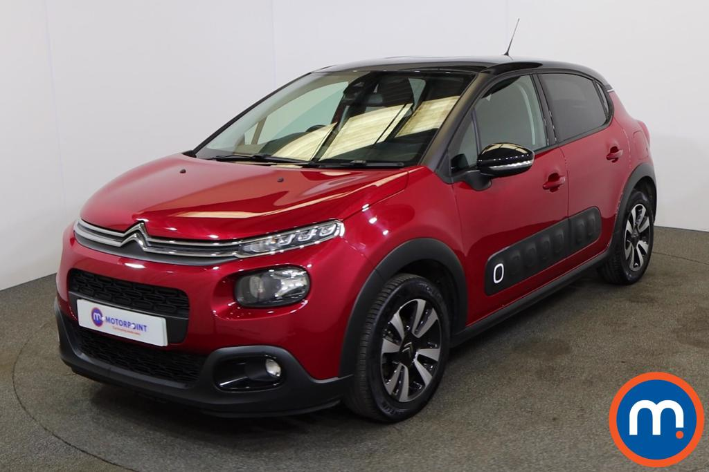 Citroen C3 1.2 PureTech 82 Flair 5dr - Stock Number 1168367 Passenger side front corner