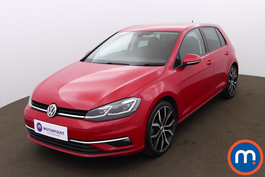 Volkswagen Golf 1.0 TSI 115 Match Edition 5dr - Stock Number 1169563 Passenger side front corner