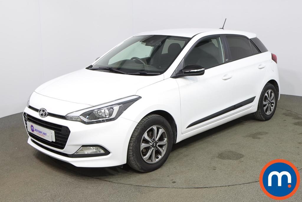 Hyundai I20 1.2 Go SE 5dr - Stock Number 1171403 Passenger side front corner