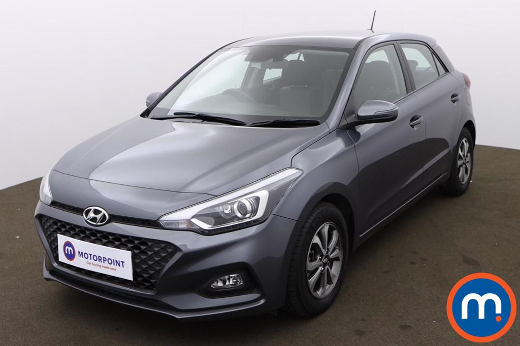 Hyundai I20 1.0 T-GDi SE 5dr Auto - Stock Number 1171906 Passenger side front corner