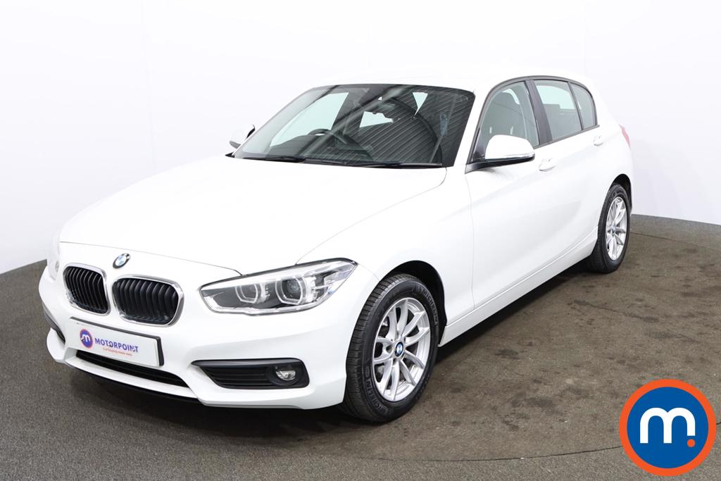 BMW 1 Series 116d SE Business 5dr [Nav-Servotronic] - Stock Number 1172116 Passenger side front corner