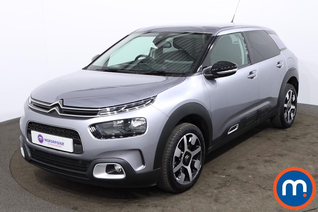 Citroen C4 Cactus 1.2 PureTech Flair 5dr [6 Speed] - Stock Number 1172308 Passenger side front corner