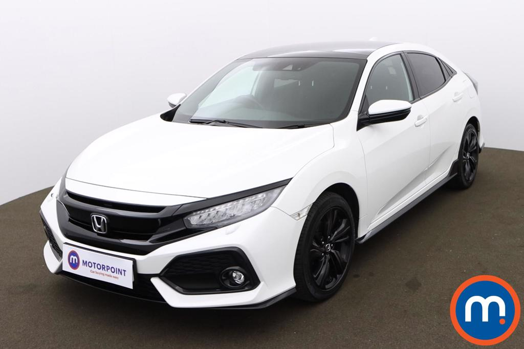 Honda Civic 1.5 VTEC Turbo Sport Plus 5dr - Stock Number 1172450 Passenger side front corner