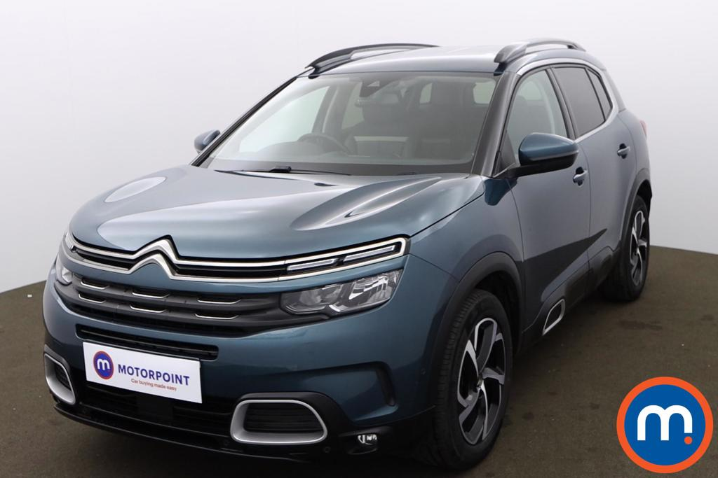 Citroen C5 Aircross 1.5 BlueHDi 130 Flair 5dr EAT8 - Stock Number 1173010 Passenger side front corner