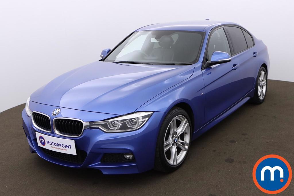 BMW 3 Series 320i M Sport 4dr Step Auto - Stock Number 1173126 Passenger side front corner