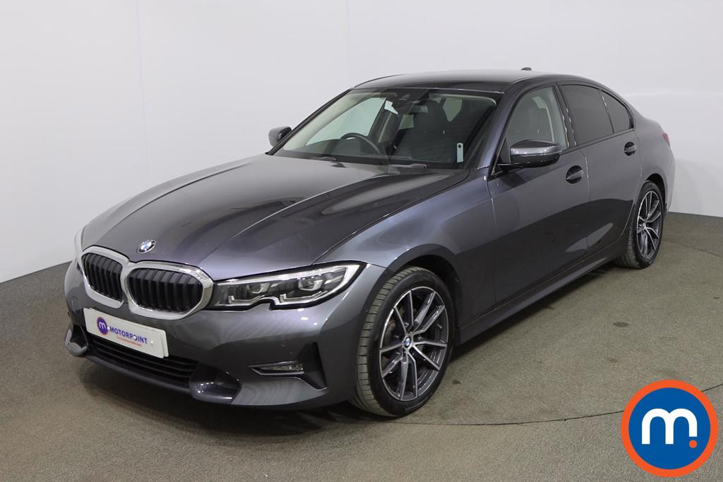 BMW 3 Series 320i Sport 4dr Step Auto - Stock Number 1173252 Passenger side front corner
