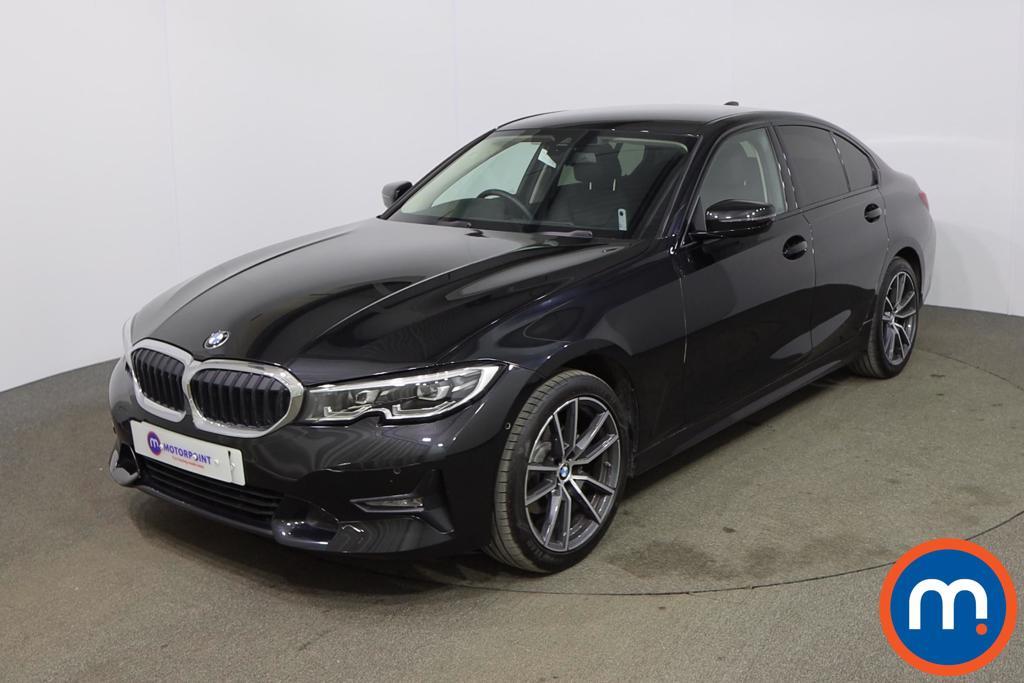 BMW 3 Series 320i Sport 4dr Step Auto - Stock Number 1174415 Passenger side front corner