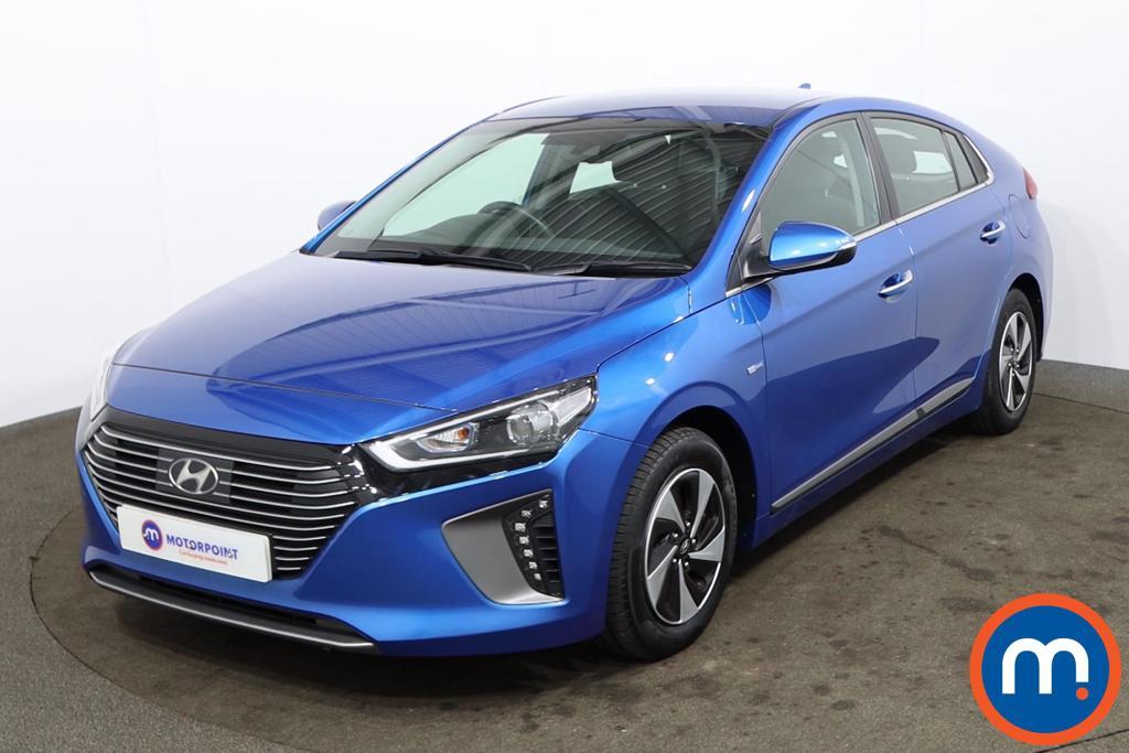 Hyundai Ioniq 1.6 GDi Hybrid Premium 5dr DCT - Stock Number 1174477 Passenger side front corner