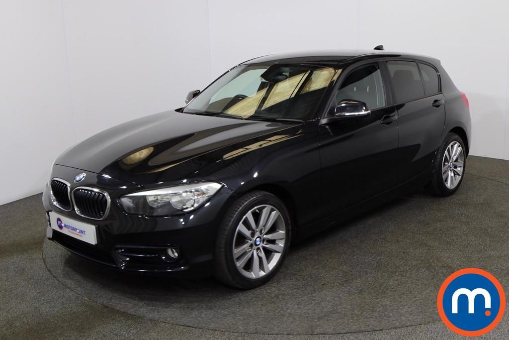 BMW 1 Series 118i [1.5] Sport 5dr [Nav-Servotronic] - Stock Number 1156185 Passenger side front corner