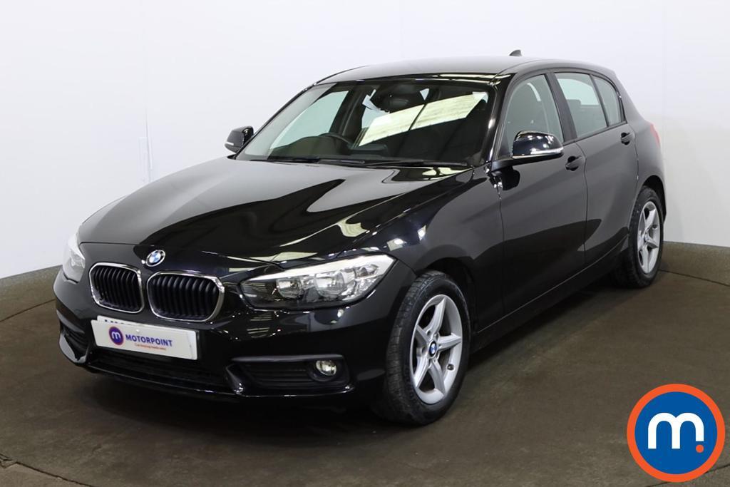 BMW 1 Series 118i [1.5] SE 5dr [Nav-Servotronic] Step Auto - Stock Number 1167938 Passenger side front corner