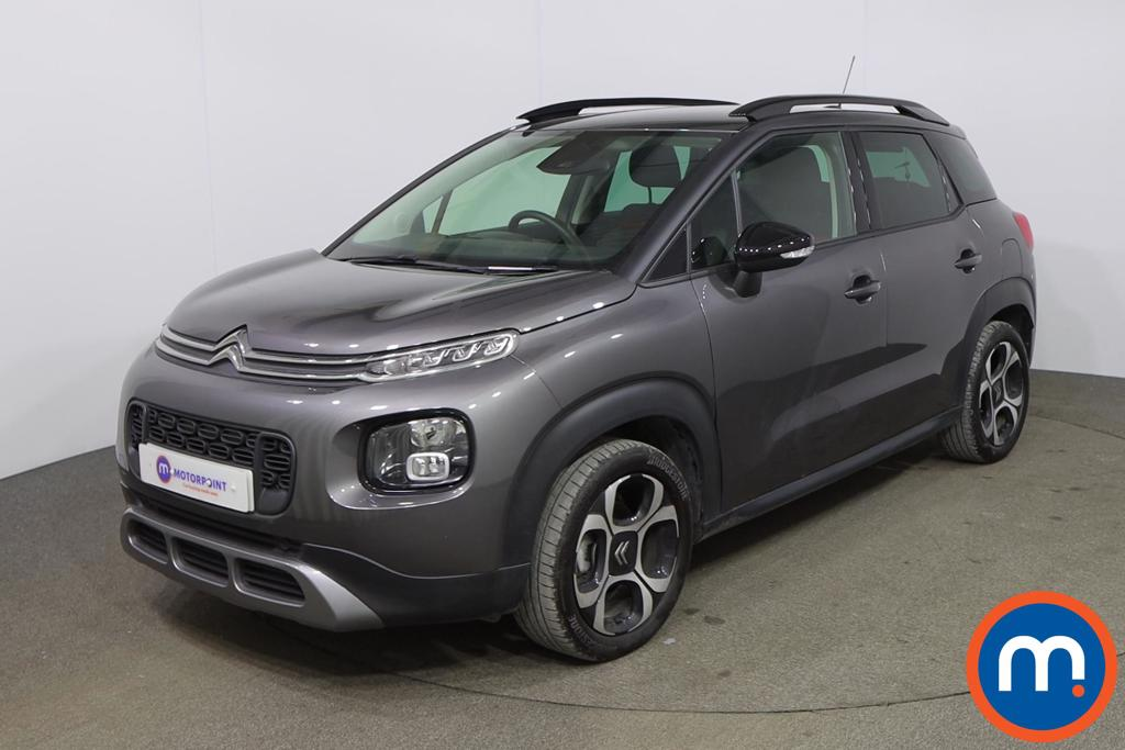 Citroen C3 Aircross 1.2 PureTech 110 Flair 5dr [6 speed] - Stock Number 1169262 Passenger side front corner