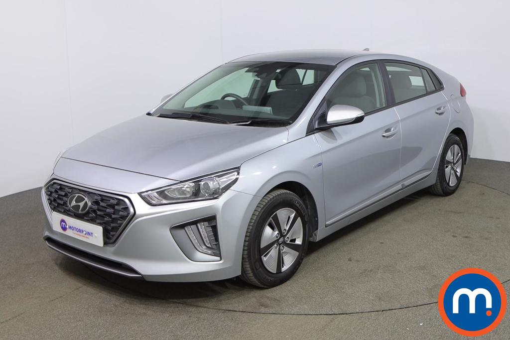 Hyundai Ioniq 1.6 GDi Hybrid SE Connect 5dr DCT - Stock Number 1169755 Passenger side front corner