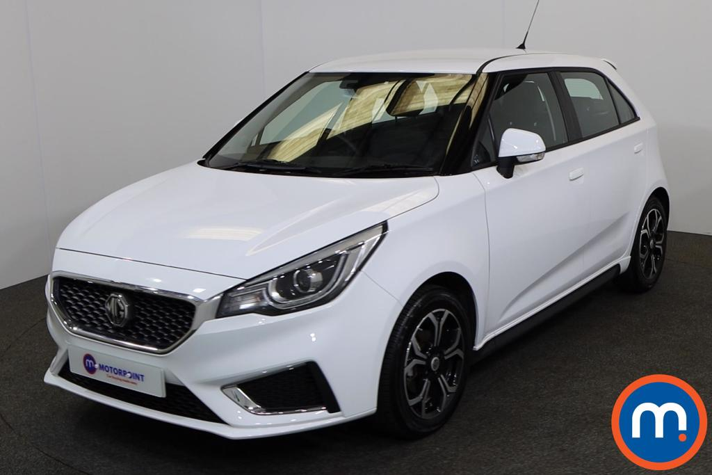 Mg Motor Uk MG3 1.5 VTi-TECH Exclusive 5dr - Stock Number 1171054 Passenger side front corner