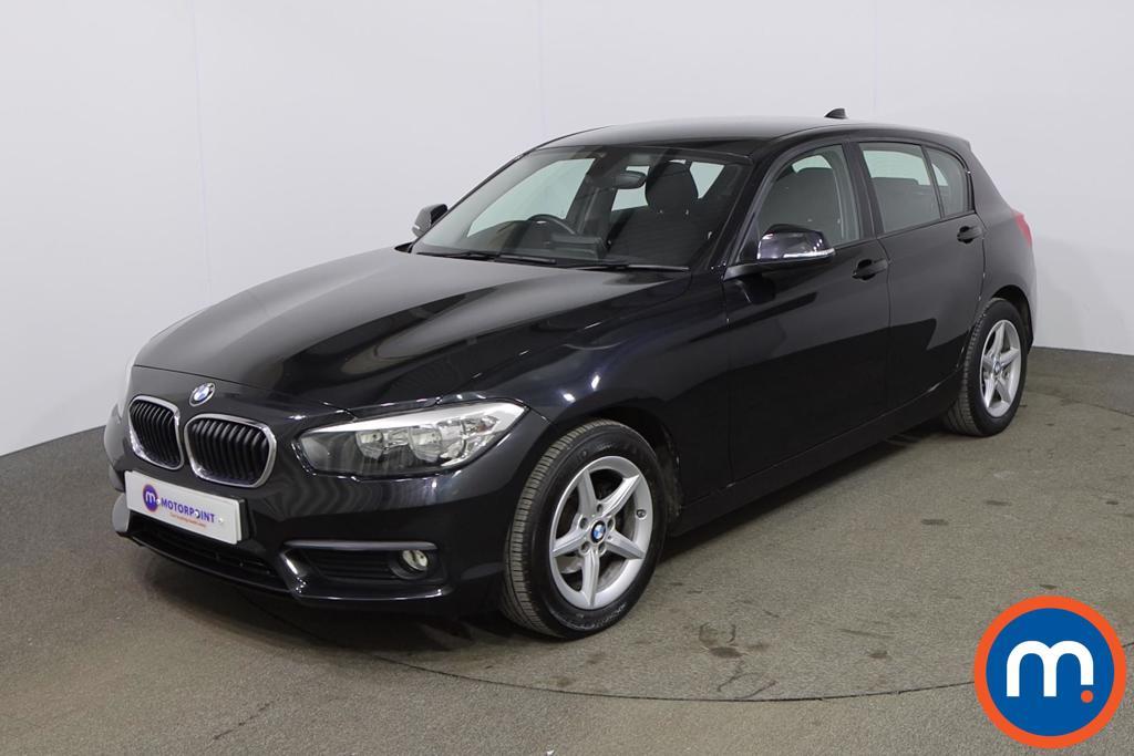 BMW 1 Series 118i [1.5] SE 5dr [Nav-Servotronic] Step Auto - Stock Number 1171694 Passenger side front corner
