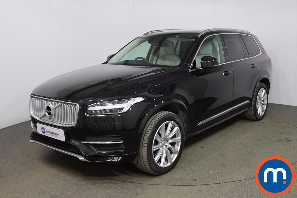 Volvo Xc90 2.0 T5 [250] Inscription 5dr AWD Gtron - Stock Number 1172049 Passenger side front corner