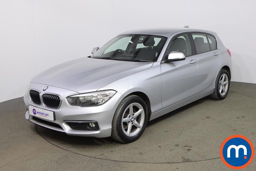 BMW 1 Series 118i [1.5] SE 5dr [Nav-Servotronic] - Stock Number 1172392 Passenger side front corner