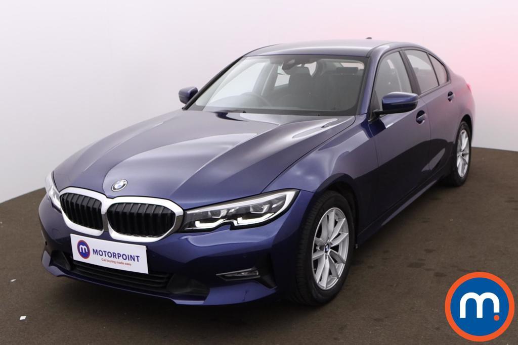 BMW 3 Series 320d SE 4dr - Stock Number 1173539 Passenger side front corner