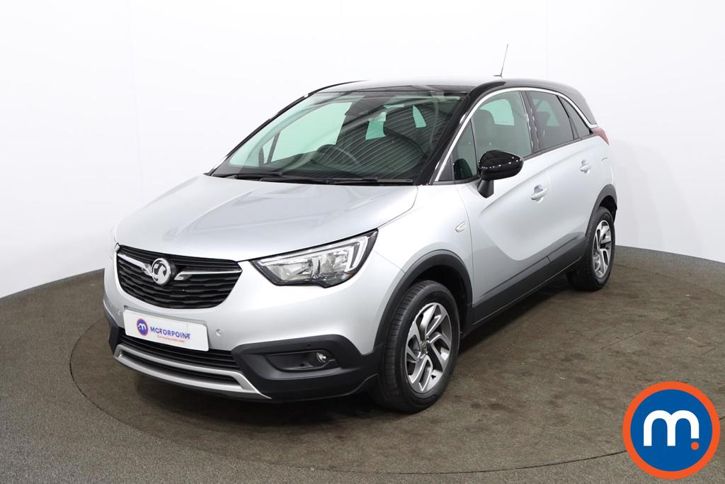 Vauxhall Crossland X 1.6 Turbo D [120] Tech Line Nav 5dr [Start Stop] - Stock Number 1173899 Passenger side front corner