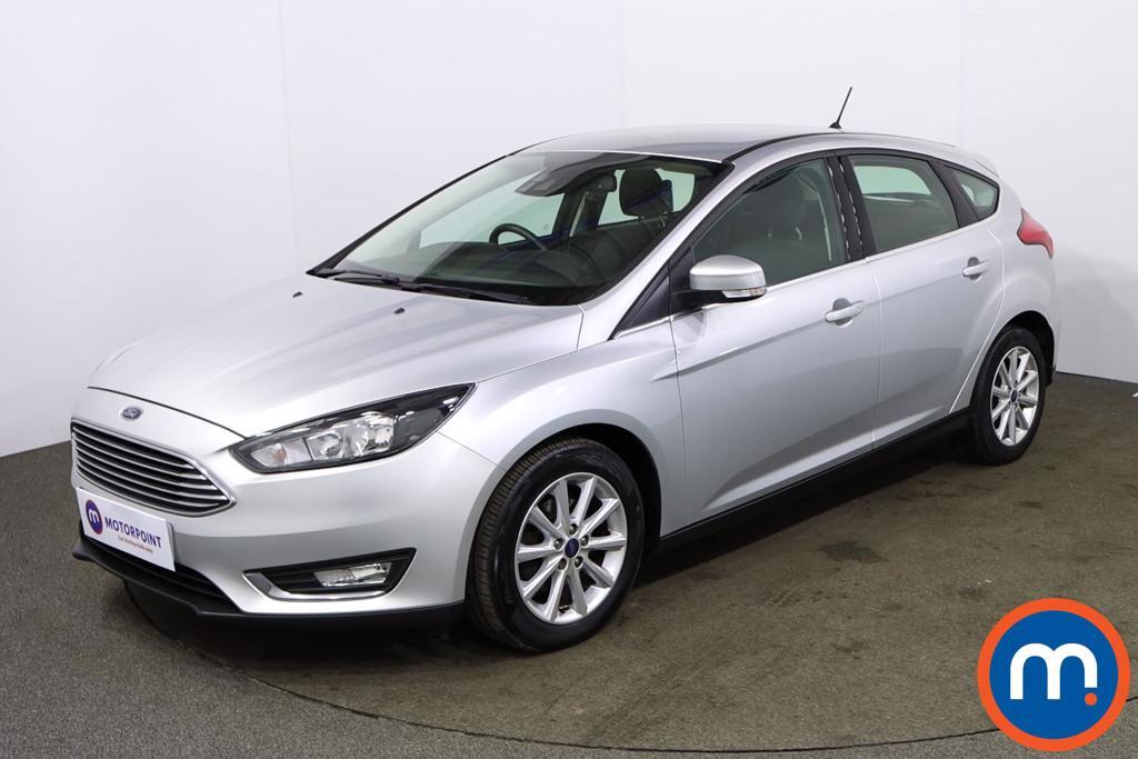 Ford Focus 1.0 EcoBoost Titanium Navigation 5dr - Stock Number 1169523 Passenger side front corner