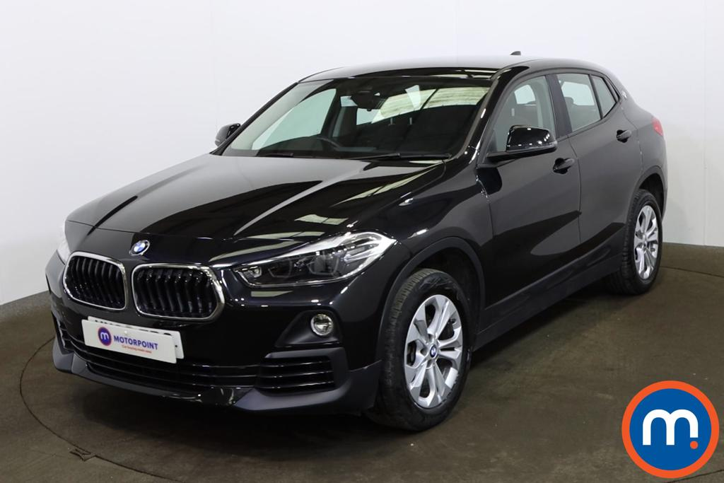 BMW X2 sDrive 18i SE 5dr - Stock Number 1170535 Passenger side front corner