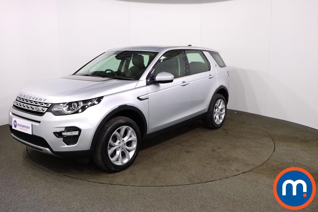 Land Rover Discovery Sport 2.0 TD4 180 HSE 5dr Auto - Stock Number 1171646 Passenger side front corner