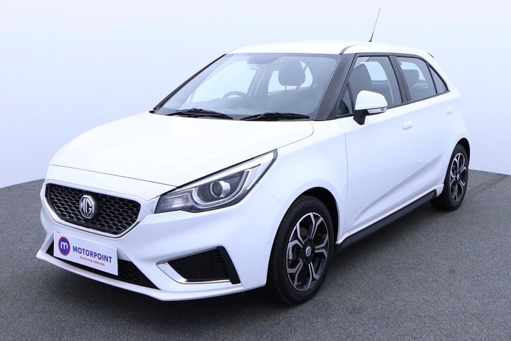 Mg Motor Uk MG3 1.5 VTi-TECH Exclusive 5dr - Stock Number 1172157 Passenger side front corner