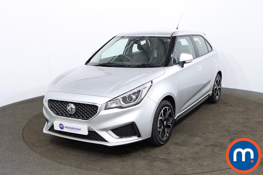 Mg Motor Uk MG3 1.5 VTi-TECH Exclusive 5dr - Stock Number 1173480 Passenger side front corner