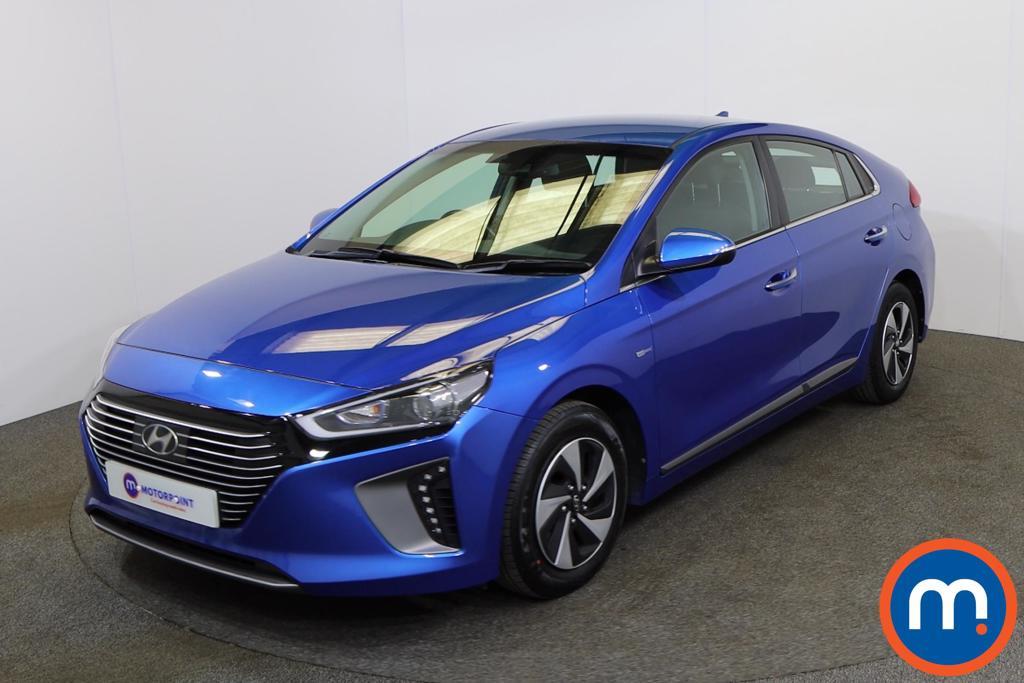 Hyundai Ioniq 1.6 GDi Hybrid Premium 5dr DCT - Stock Number 1174200 Passenger side front corner