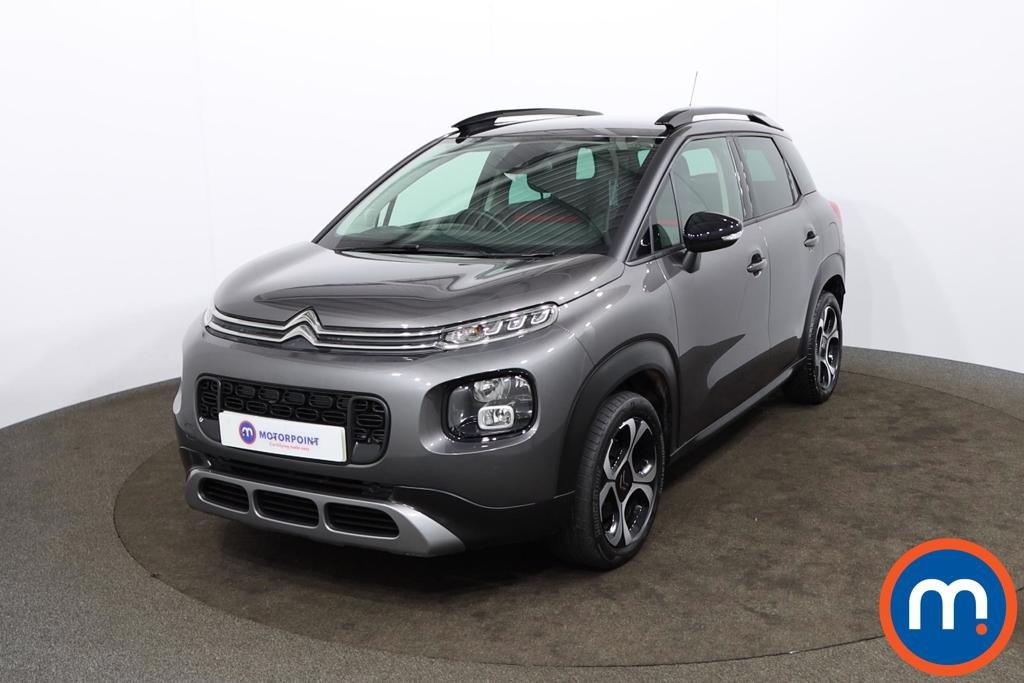 Citroen C3 Aircross 1.2 PureTech 110 Flair 5dr [6 speed] - Stock Number 1174256 Passenger side front corner