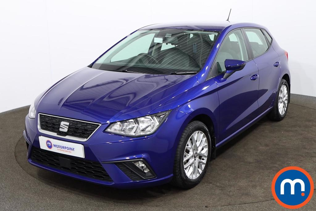 Seat Ibiza 1.0 SE Technology [EZ] 5dr - Stock Number 1174442 Passenger side front corner
